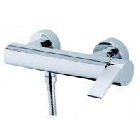 TEKA Vita zuhany csaptelep, zuhanyszettel, zajcsökkentő elemmel