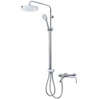 TEKA Universe Pro zuhanyrendszer (csaptelep nélkül!)