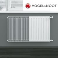 Vogel & Noot acéllemez radiátor 10 E 300x720 kompakt
