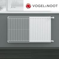 Vogel & Noot acéllemez radiátor 10 E 600x600 kompakt