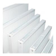Warmair acéllemez radiátor 10 EK 900x900 861w  kompakt